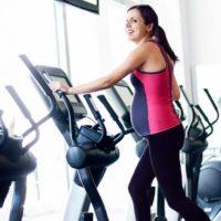 Эллипсоид при беременности: нюансы занятий на эллиптическом тренажере