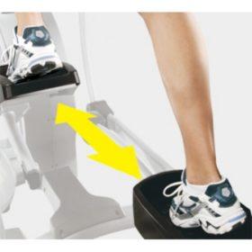 Как измерить длину шага на эллипсоиде