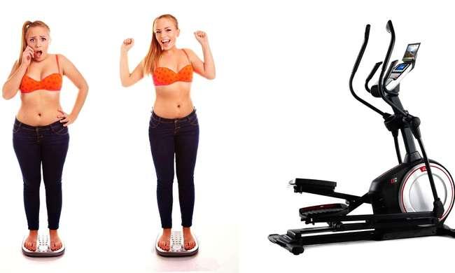 Как похудеть, занимаясь наорбитреке