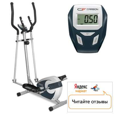Магнитный эллипс Carbon Fitness E200